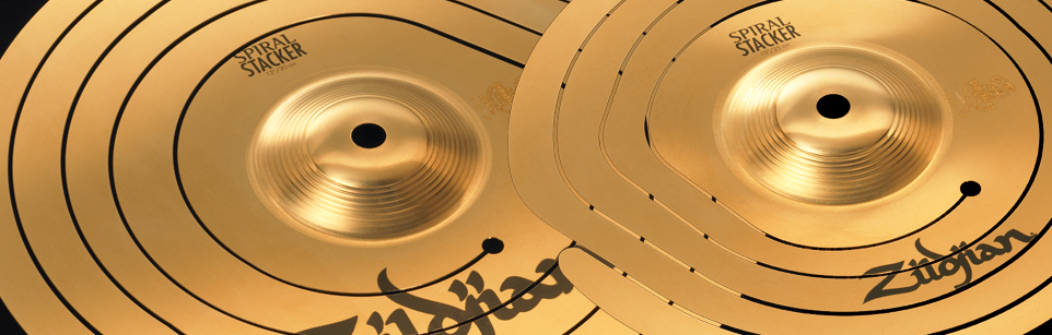 Platillo Zildjian FX Spiral Stacker