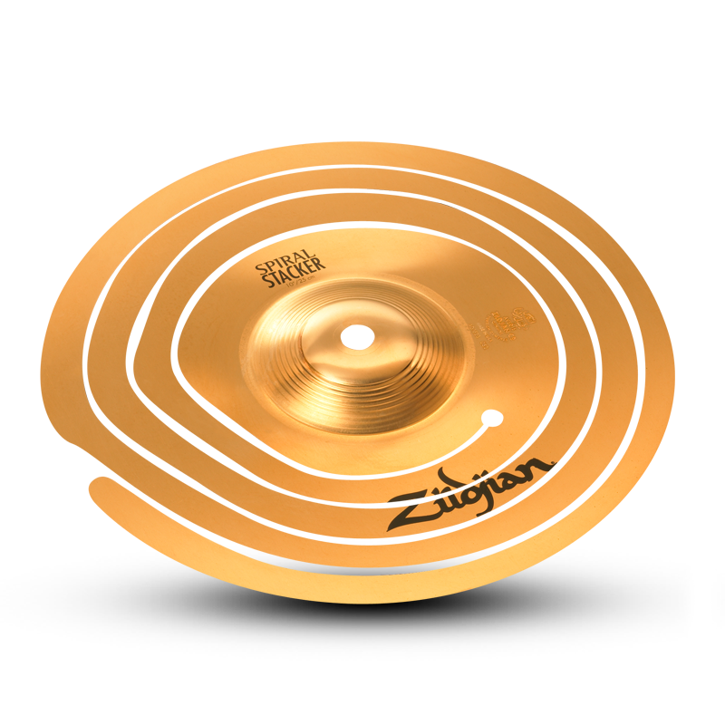 Zildjian FX Splash Espiral Stacker