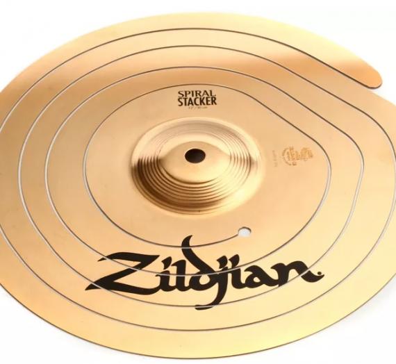 Platillos en forma de espiral, Zildjian FX Spiral Stacker 10″