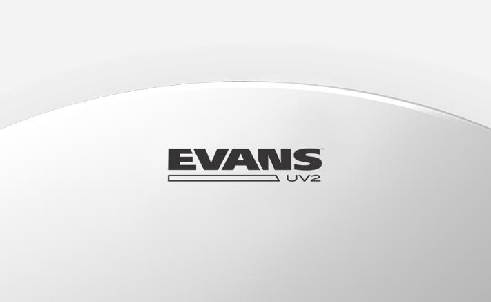 Parche EVANS UV2